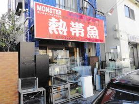 モンスターアクアリウム川口店